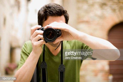 Tourists : Foto de stock