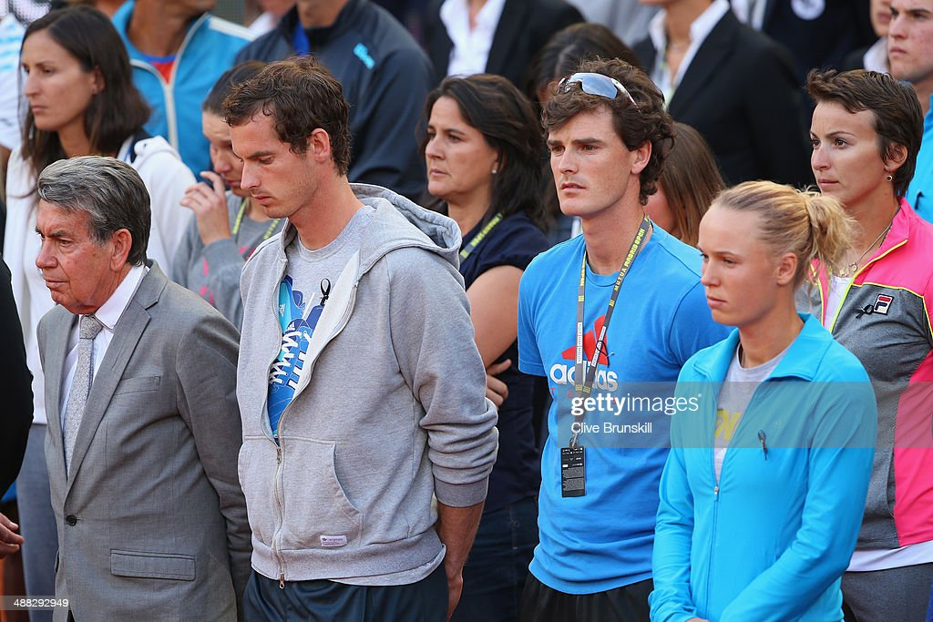 Andy Murray og Caroline Wozniacki dating som