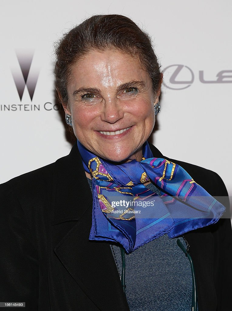 Tovah Feldshuh attends the 'Silver Linings Playbook' New York Premiere at Florence Gould Hall on November 11, 2012 in New York City.