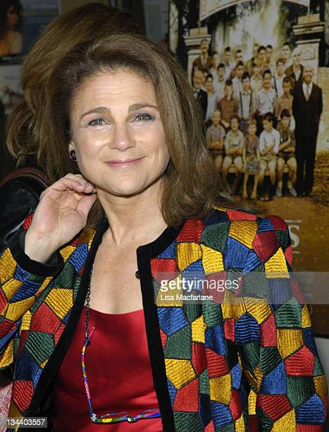 Tovah Feldshuh during 'The Chorus ' New York City Premiere at Florence Gould Hall in New York City New York United States
