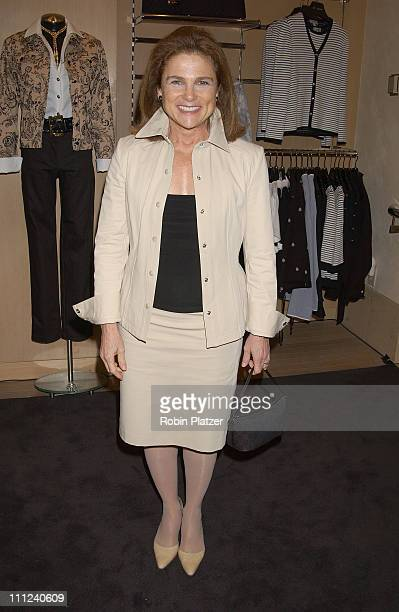 Tovah Feldshuh during The Official Drama Desk Cocktail Party at St John Boutique in New York City New York United States