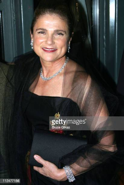 Tovah Feldshuh during The Opening Night of 'Golda's Balcony' on Broadway and After Party at The Helen Hayes Theater and Bryant Park Grill in New York...