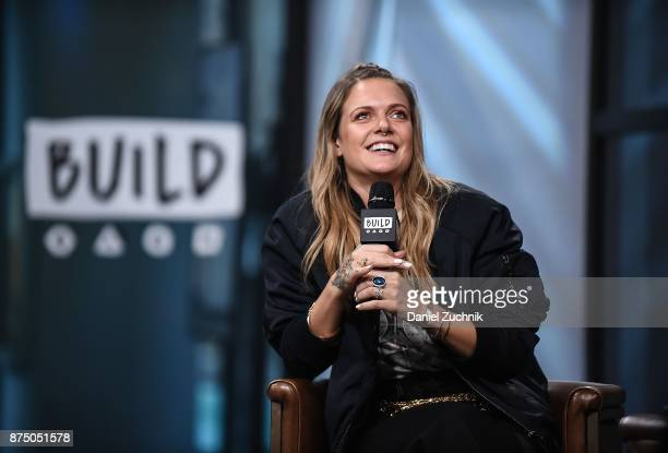 Tove Lo attends the Build Series to discuss her new album 'Blue Lips' at Build Studio on November 16 2017 in New York City