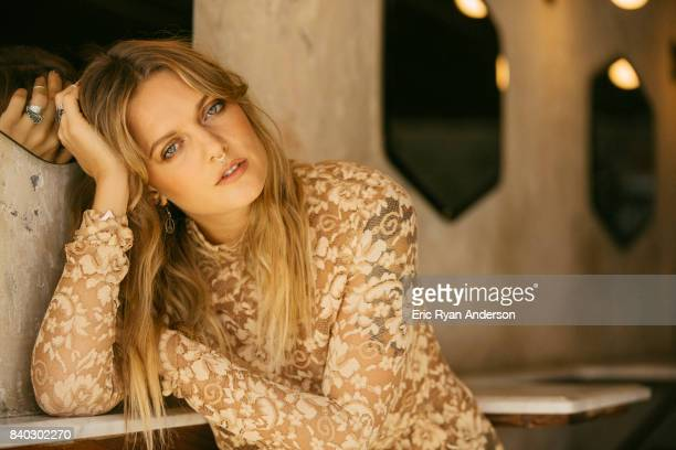 Tove Lo is photographed for Billboard Magazine on September 27 2016 in Los Angeles California