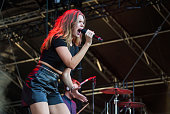 Tove Lo performs at Piedmont Park during day 1 of Music Midtown on September 18 2015 in Atlanta Georgia