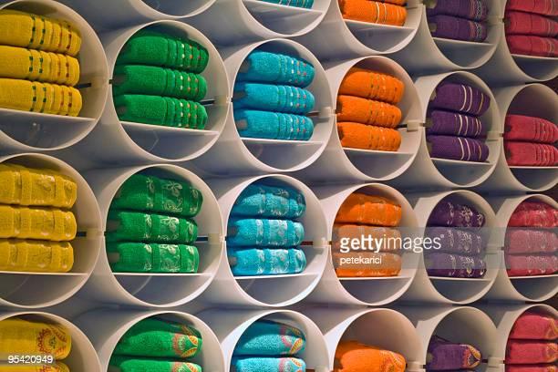 Asciugamano negozio