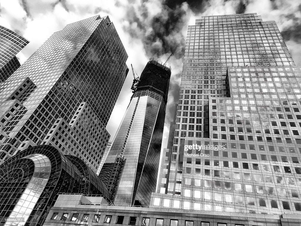 CONTENT] Tower 1, Downtown Manhattan