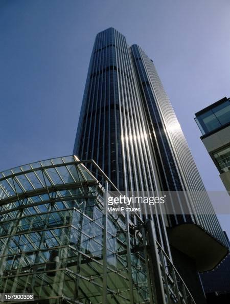 Tower 42 London United Kingdom Architect Gmw Architects/ Richard Seifert Tower 42 Exterior