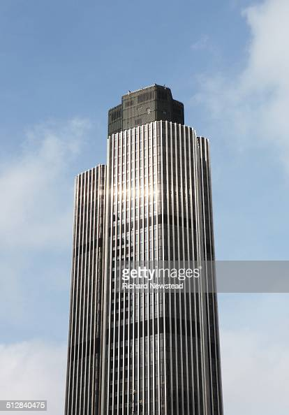 Tower 42 skyscraper in the City of London September 2014