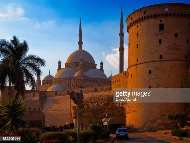 Tower at Cairo Citadel (The Saladin Citadel of Cairo), Cairo, Egypt