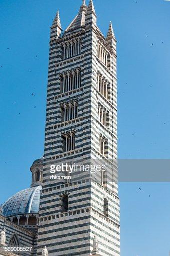 Tower, Duomo di Siena