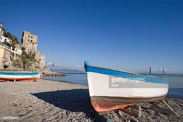 Tower guard of Cetara (little town in Amalfi coast,Italy)