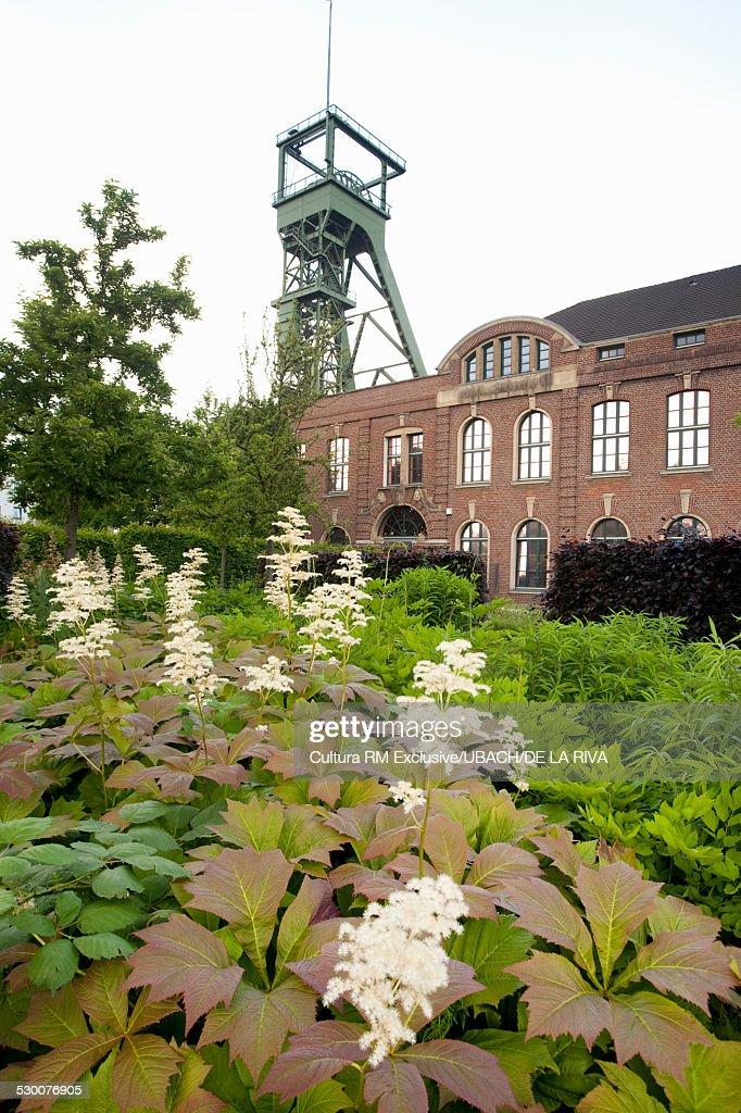 Tower, Oberhausen, Ruhr Region, Germany