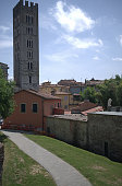 Tower of Basilica di San Frediano
