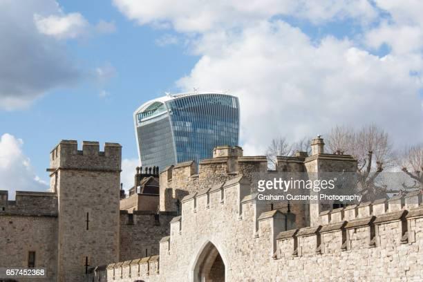 Tower of London & Walkie Talkie