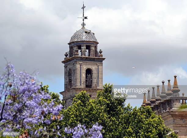 Tower of the Cathedral of Jerez de la Frontera