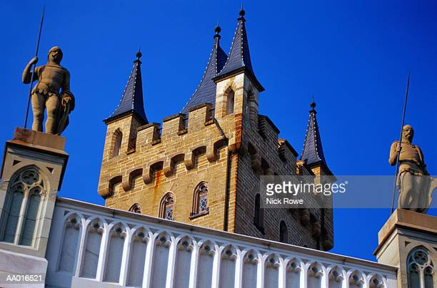 Tower of the Hohenzollern Castle in Germany