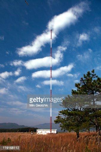GPS tower