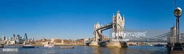 Towers of London panorama