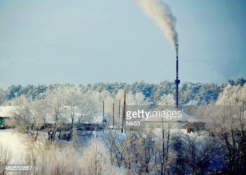 Town ecology : Stock Photo