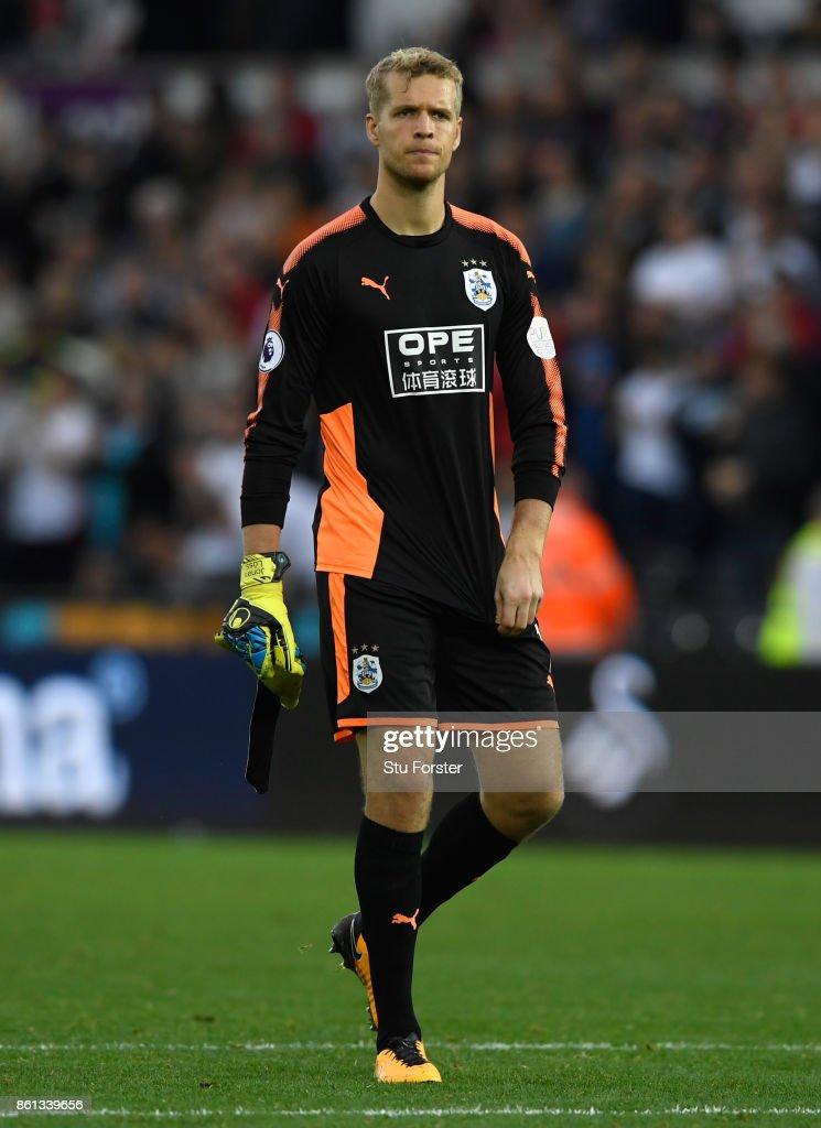 Swansea City v Huddersfield Town - Premier League