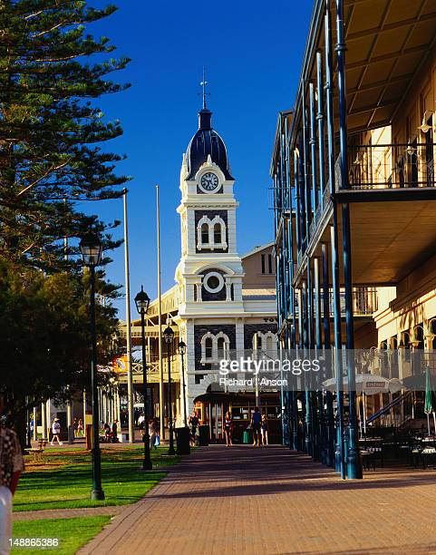 Town Hall in Glenelg, one of Adelaide's coastal suburbs - Adelaide, South Australia
