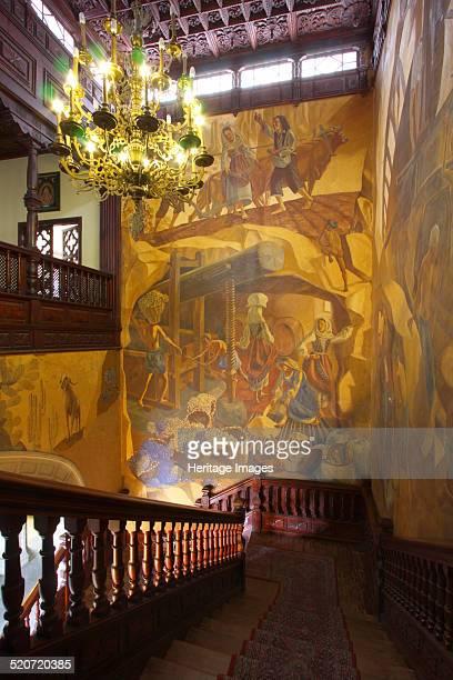 Town hall interior Santa Cruz de la Palma La Palma Canary Islands Spain 2009