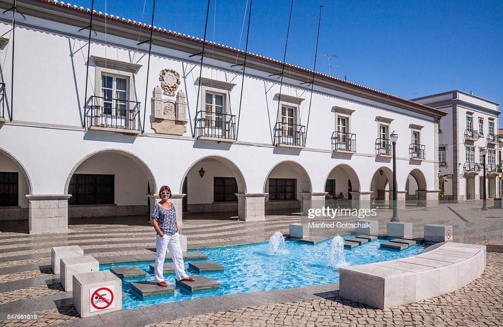 Town Hall of Tavira Algarve