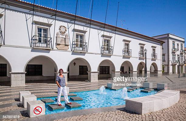 Town Hall of Tavira Algarve