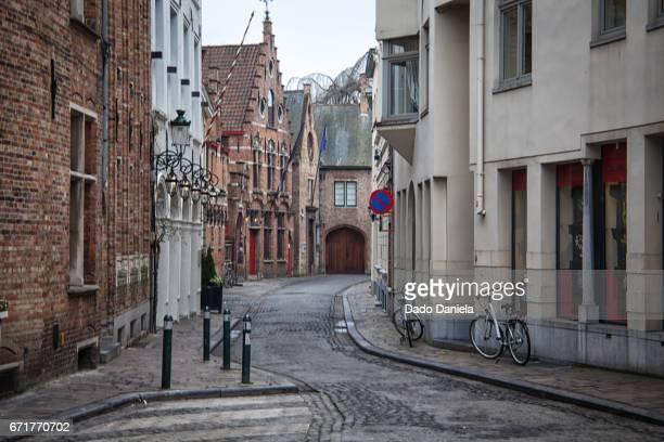Town of Bruges