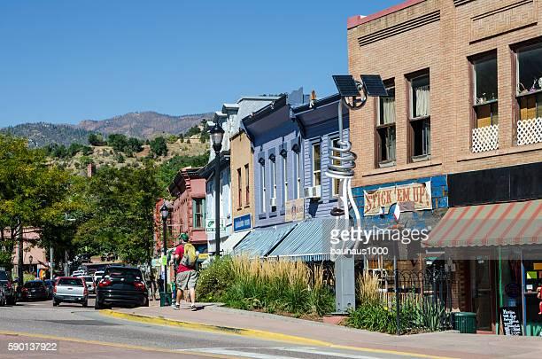 Town of Manitou Springs, Colorado