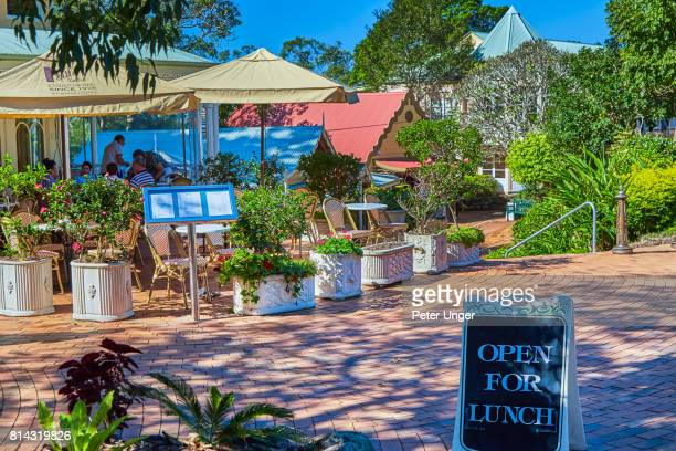 Town of Montville,Sunshine Coast Hinterlands,Queensland,Australia