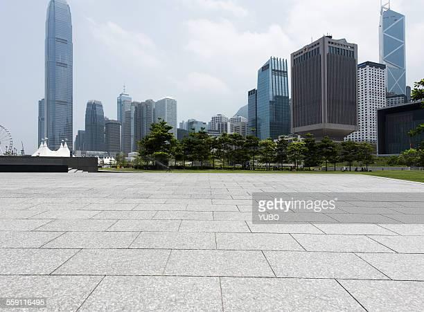 Town square Hong Kong