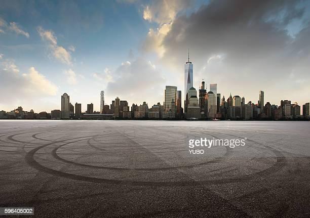 Town Square-Manhattan