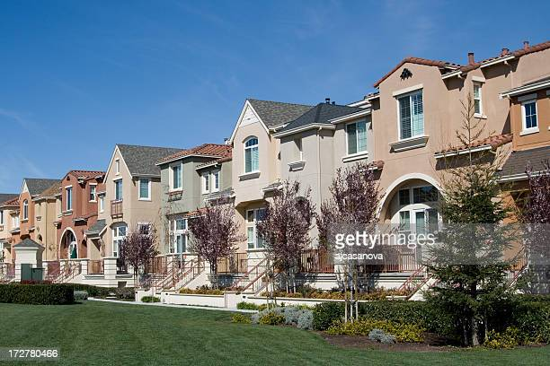 Townhomes-San Jose