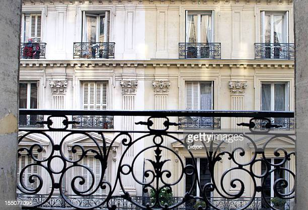 townhouse in Paris France
