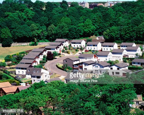 Townscape : Stock Photo