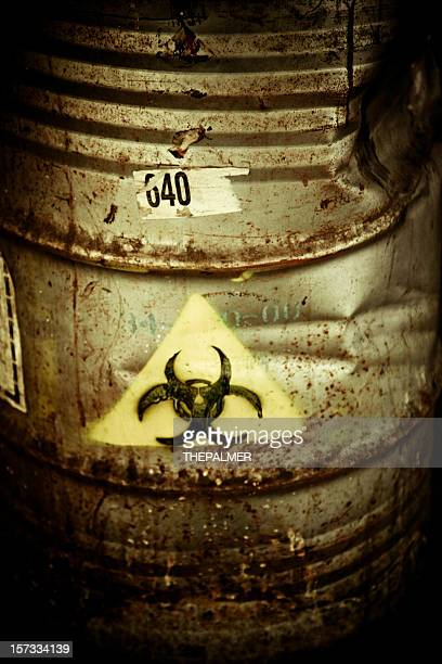 toxic barrel
