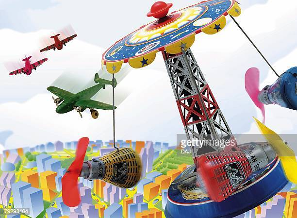 Toy, Amusement Park
