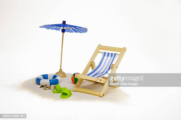 Toy beach equipment