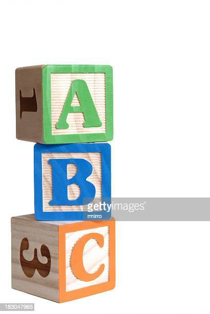 Spielzeug Häuserblocks