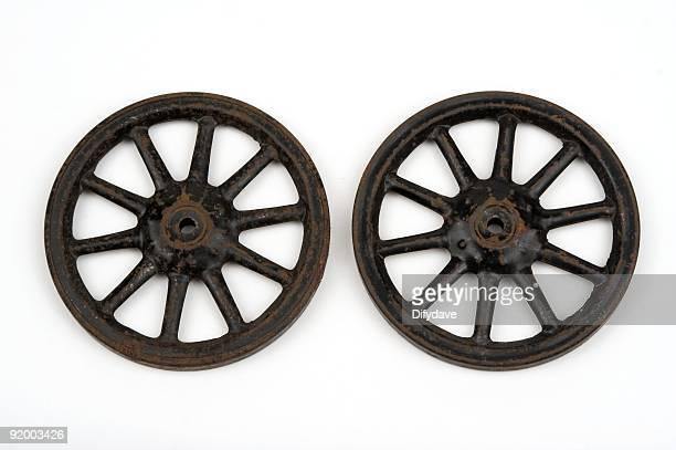 Toy Cartwheels
