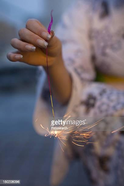 Toy fireworks
