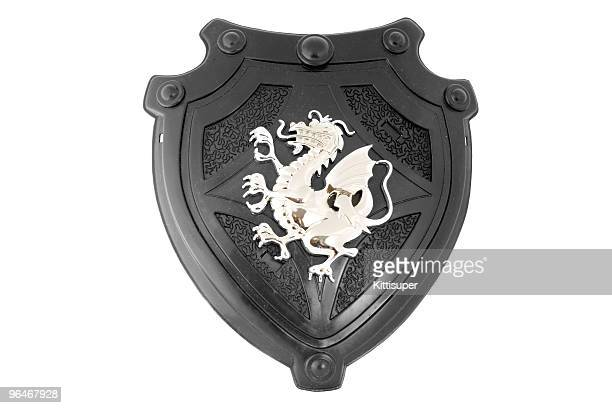 Brinquedo-knightly Escudo