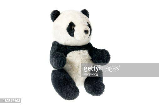 Panda de Brinquedo