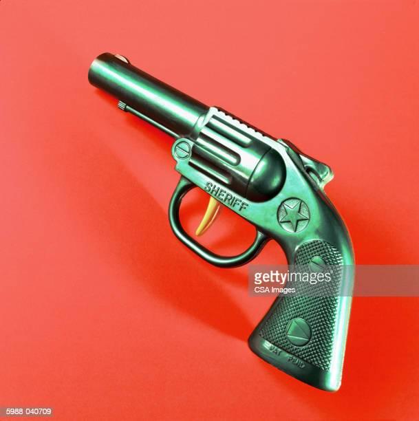 Toy 'Sheriff' Revolver