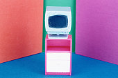 Toy television