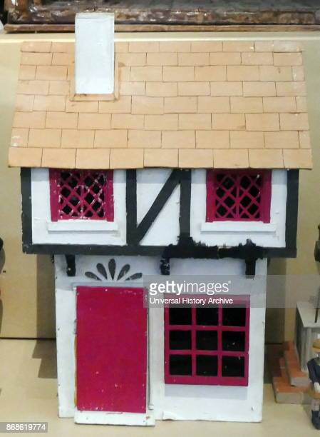 Toy town Dolls House by Hulme Beaman Sydney George Hulme Beaman born in 1887 and who died 4 February 1932 was an author illustrator best known as the...