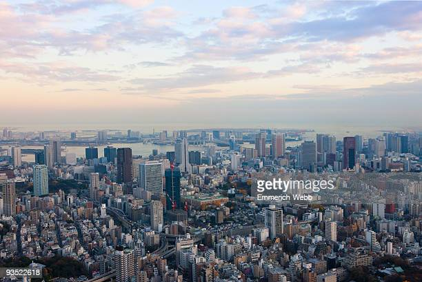 Toyko views and panoramas