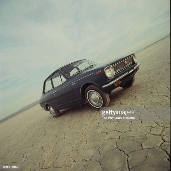 Toyota Corolla Dry Lake Bed Female Model